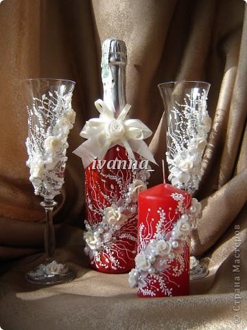 Свечи свадебные фото 9