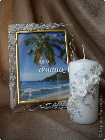 Свечи свадебные фото 6