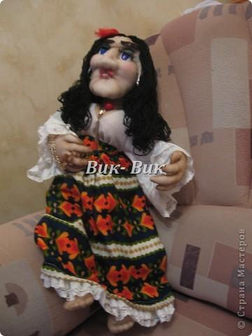 Моя первая кукла!!! фото 1