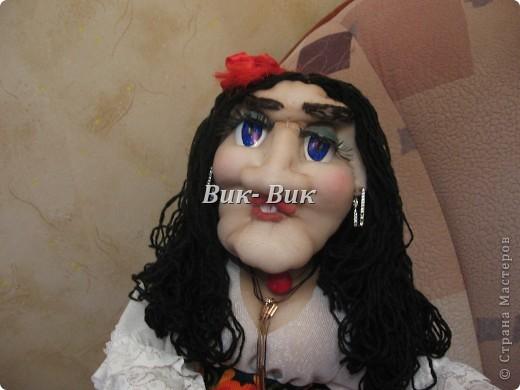 Моя первая кукла!!! фото 2