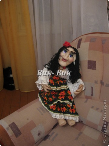 Моя первая кукла!!! фото 3