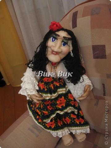 Моя первая кукла!!! фото 4