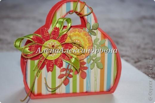 Внутрь можно положить маленький подарок или тег с пожеланиями фото 1