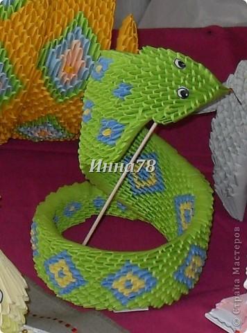 Змейка маленькая