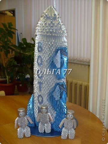 """Первая ракета """"Восток"""" фото 1"""