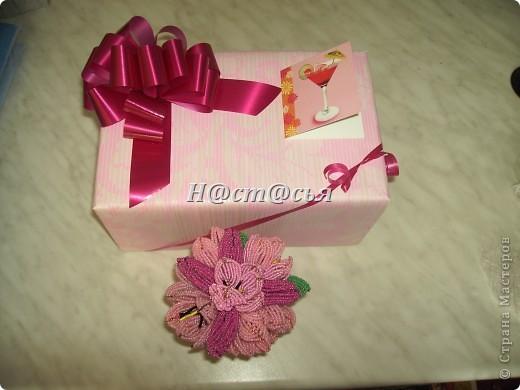 упаковка подарка  фото 5