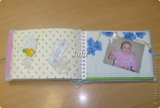 альбом для дочки - продолжение фото 3