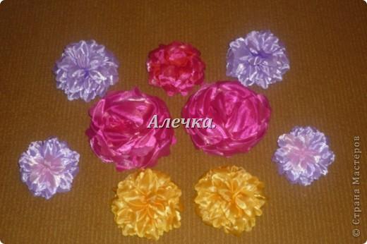 Бантики, цветочки фото 4