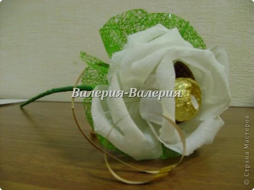 Сладкий букет из сладких роз фото 5