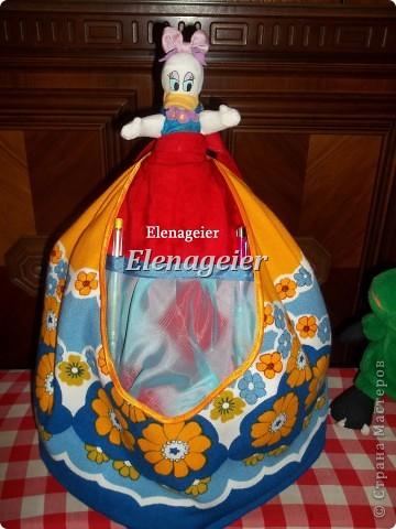 Кукла-грелка 2. фото 1