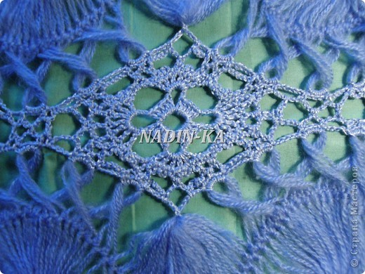 Гардероб Мастер-класс Вязание МК вязание на вилке 1 Нитки Пряжа фото 24