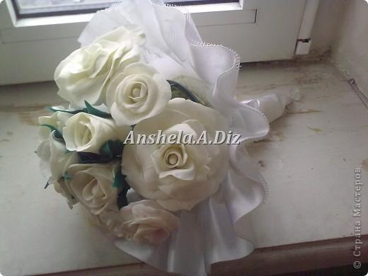 Собрание белых простых  роз , с цветом пока не решилась *( фото 3