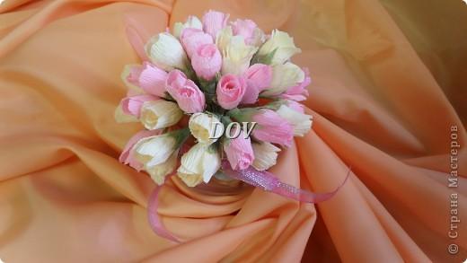 Розовый букетик фото 2