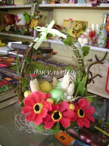 вот такие чудо яйца я сделала к пасхе  фото 11