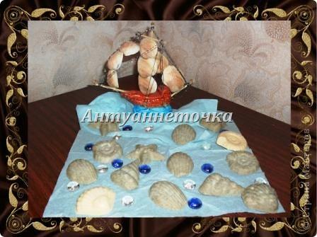 """Мыло """"Морское дно"""" фото 1"""