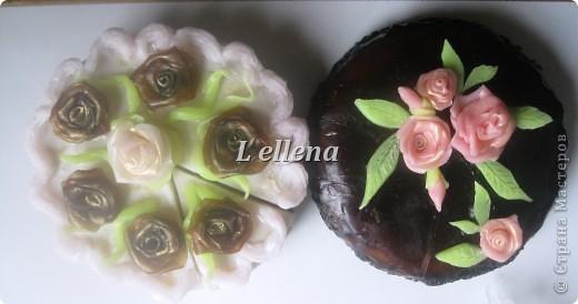 Состав тот же, что и в шоколадном тортике.  фото 4