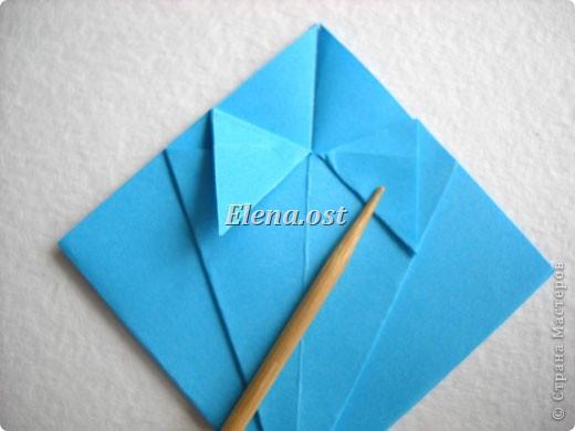 При копировании статьи, целиком или частично, пожалуйста, указывайте активную ссылку на источник! http://stranamasterov.ru/node/176315 http://stranamasterov.ru/user/9321  Открытка с элементами оригами (платье) и квиллинга. Размер открытки 14х13 см. Материалы: картон полосатый, бумага для акварели, бумага офисная, пайетки. фото 11