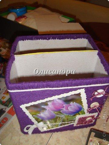 """""""Первая серия"""" здесь ...   http://stranamasterov.ru/node/176881   Но она неинтересная... Вторая намного симпатичнее... Это та же коробочка с другой стороны... Итак, декор... фото 15"""