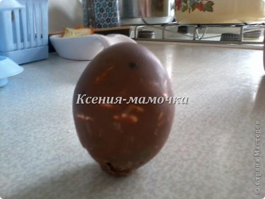 Нет-нет, это не простое яйцо, а... фото 3