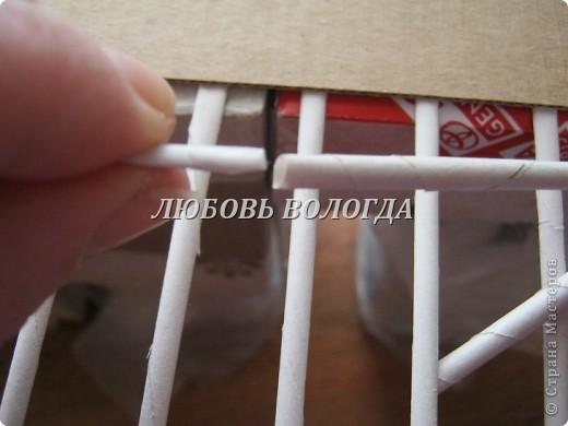 Мастер-класс Плетение А я так трубочки кручу + видео Трубочки бумажные фото 13