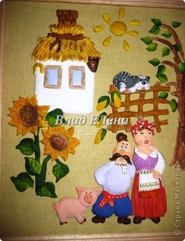 Поделки для детей в украинском стиле