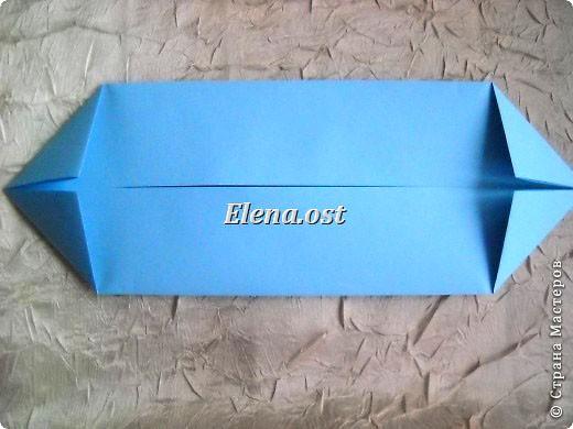 Сумочка-оригами для сладостей. Приятно дарить подарок в маленькой сумочке-бонбоньерке. Я сделала сумочку с сердцем из офисной бумаги. Формат А4. Размер сумочки 5.5Х8 см. При копировании статьи, целиком или частично, пожалуйста, указывайте активную ссылку на источник! http://stranamasterov.ru/user/9321 http://stranamasterov.ru/node/144940 фото 6