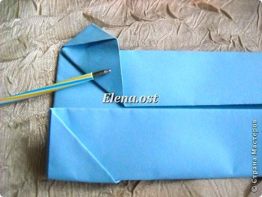 Сумочка-оригами для сладостей. Приятно дарить подарок в маленькой сумочке-бонбоньерке. Я сделала сумочку с сердцем из офисной бумаги. Формат А4. Размер сумочки 5.5Х8 см. При копировании статьи, целиком или частично, пожалуйста, указывайте активную ссылку на источник! http://stranamasterov.ru/user/9321 http://stranamasterov.ru/node/144940 фото 12