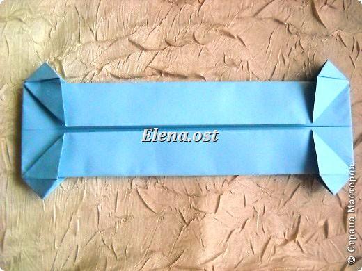 Сумочка-оригами для сладостей. Приятно дарить подарок в маленькой сумочке-бонбоньерке. Я сделала сумочку с сердцем из офисной бумаги. Формат А4. Размер сумочки 5.5Х8 см. При копировании статьи, целиком или частично, пожалуйста, указывайте активную ссылку на источник! http://stranamasterov.ru/user/9321 http://stranamasterov.ru/node/144940 фото 13