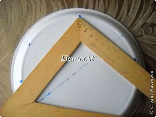 Изонить на одноразовых тарелочках. При копировании статьи, целиком или частично, пожалуйста, указывайте активную ссылку на источник! http://stranamasterov.ru/user/9321 http://stranamasterov.ru/node/106169 фото 6