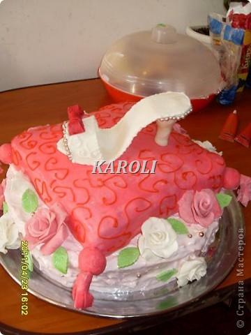 заказной торт фото 4