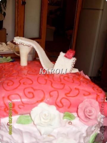 заказной торт фото 2