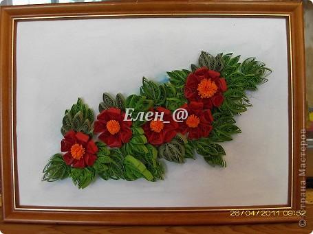 цветочные панно фото 1