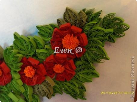 цветочные панно фото 2