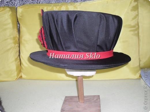 Я никогда не шила шляпы, но для костюма требовался головной убор. Пришлось выкручиваться. Эх, где наша не пропадала!!! фото 21