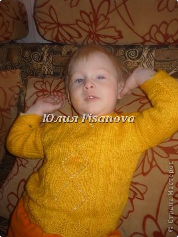 Полуверчик для доченьки)))