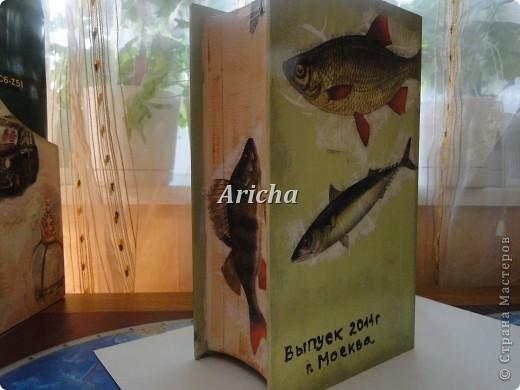 """""""Книга"""" для рыбака фото 3"""