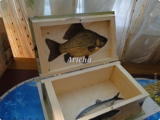 """""""Книга"""" для рыбака фото 5"""