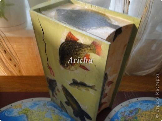 """""""Книга"""" для рыбака фото 4"""