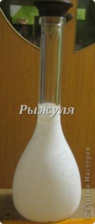 Бутылочка для домашней наливочки из вишни фото 8