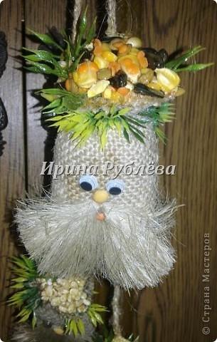 Муженёк да жёнушка. Эти сувениры-обреги  делаются из бутылочной тыквы Лагенарии. Это достаточно большие плоды, размером 35-50см. фото 28