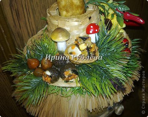 Муженёк да жёнушка. Эти сувениры-обреги  делаются из бутылочной тыквы Лагенарии. Это достаточно большие плоды, размером 35-50см. фото 15