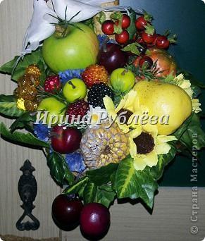 Муженёк да жёнушка. Эти сувениры-обреги  делаются из бутылочной тыквы Лагенарии. Это достаточно большие плоды, размером 35-50см. фото 24