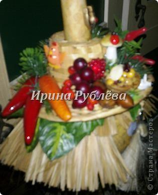 Муженёк да жёнушка. Эти сувениры-обреги  делаются из бутылочной тыквы Лагенарии. Это достаточно большие плоды, размером 35-50см. фото 13
