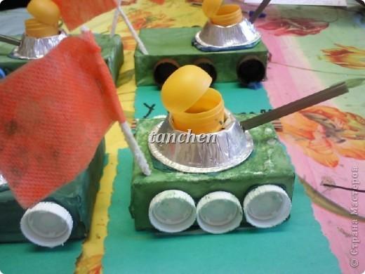 танки на параде фото 1