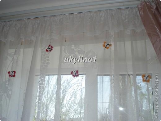 Бабочки на шторы фото 2