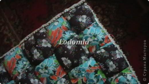 подушка-плетёнка фото 2