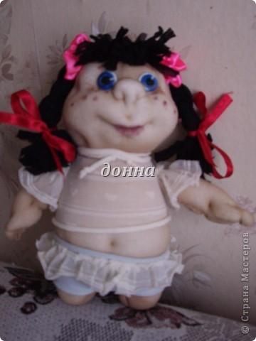 Последние посиделки подружек... Кукол делала по МК PAWY-большое ей спасибо! фото 2