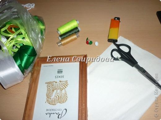 Мастер-класс Шитьё Картина с розами из атласных лент + мини МК Ленты фото 2
