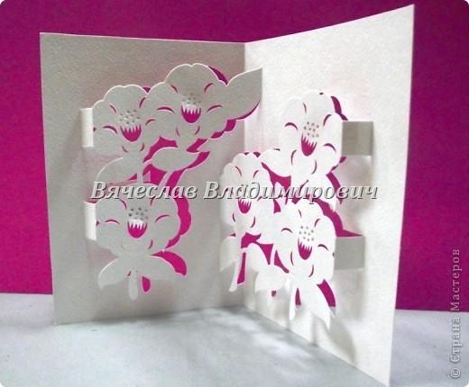 Мои работы киригами фото 2