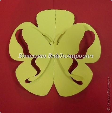 Мои работы киригами фото 3